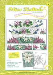MISS XSTITCH FLOWERS COLLECTION N. 4