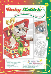 BABY XSTITCH NATALE COLLECTION N. 18
