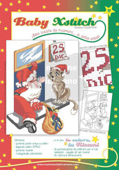 BABY XSTITCH NATALE COLLECTION N. 19