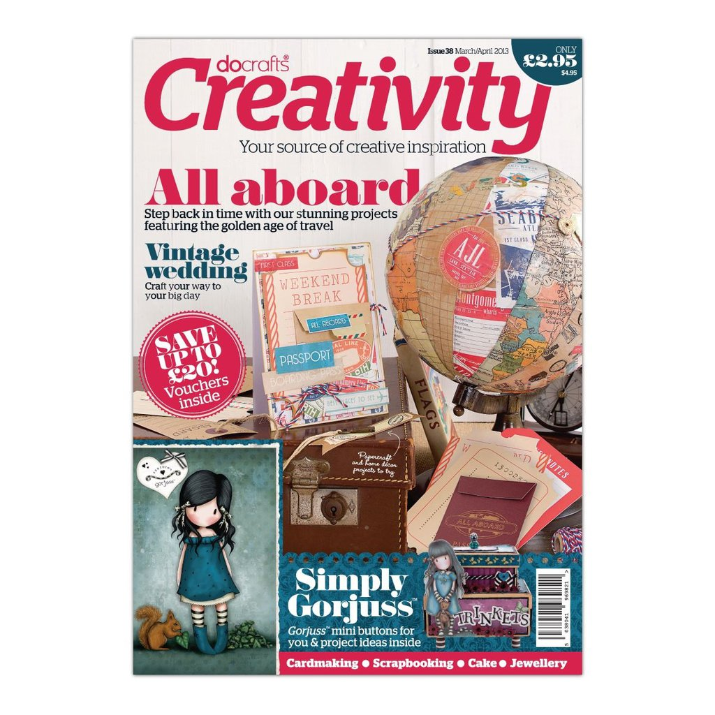 Creativity Magazine 38 - Mar/Apr 2013