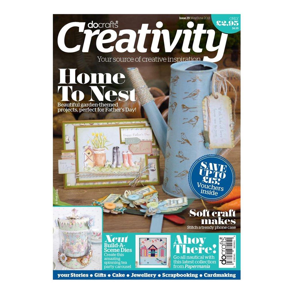 Creativity Magazine 39 - Mag/Giu 2013