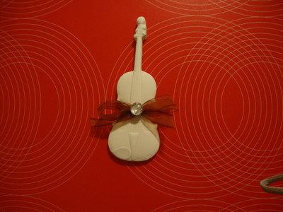 """Gessetto profumato """"violino"""""""