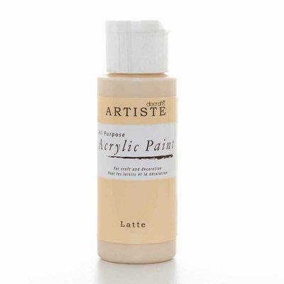 Colore acrilico - Latte