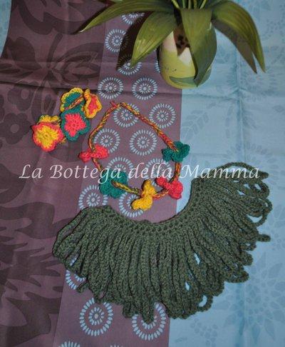 Completo per bimba baby hula