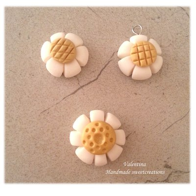 Per Elisa- segnaposto girasole Matrimonio bianco-oro