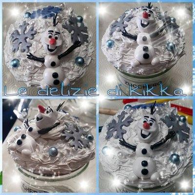 Barattolo Frozen - OLAF