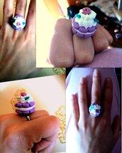 Anello con torta - Ring cake