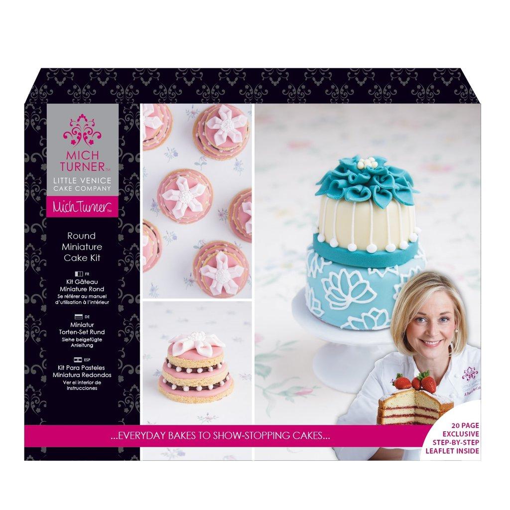 Round Miniature Cake Kit