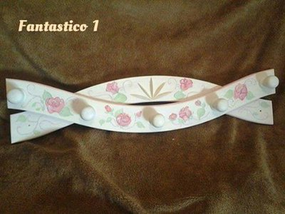 attaccapanni shabby chic