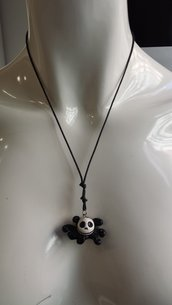 collana nightmare before christmas jack skellington