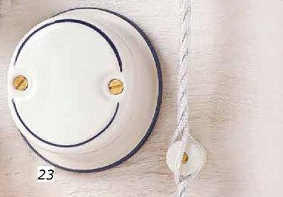 54 Scatola di derivazione  in ceramica