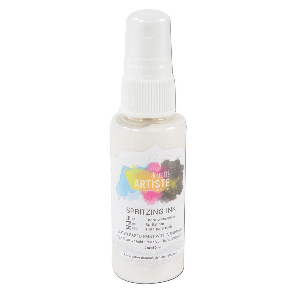Inchiostro spray - Bianco