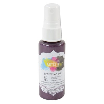Inchiostro spray - Melanzana