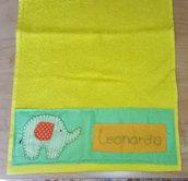 Salvietta/Asciugamano Asilo Personalizzato