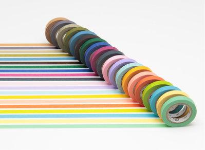 Washi Tape - 20 colors