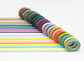 Washi Tape - 20 colors