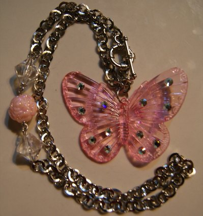 COLLANA BUTTERFLY ♥