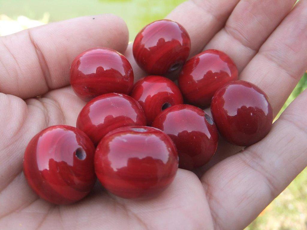 perle in vetro di murano