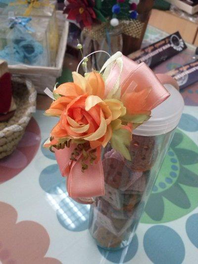 cerchietto con fiori