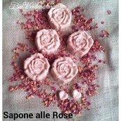 Sapone alle Rose