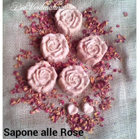 Sapone alle Rose
