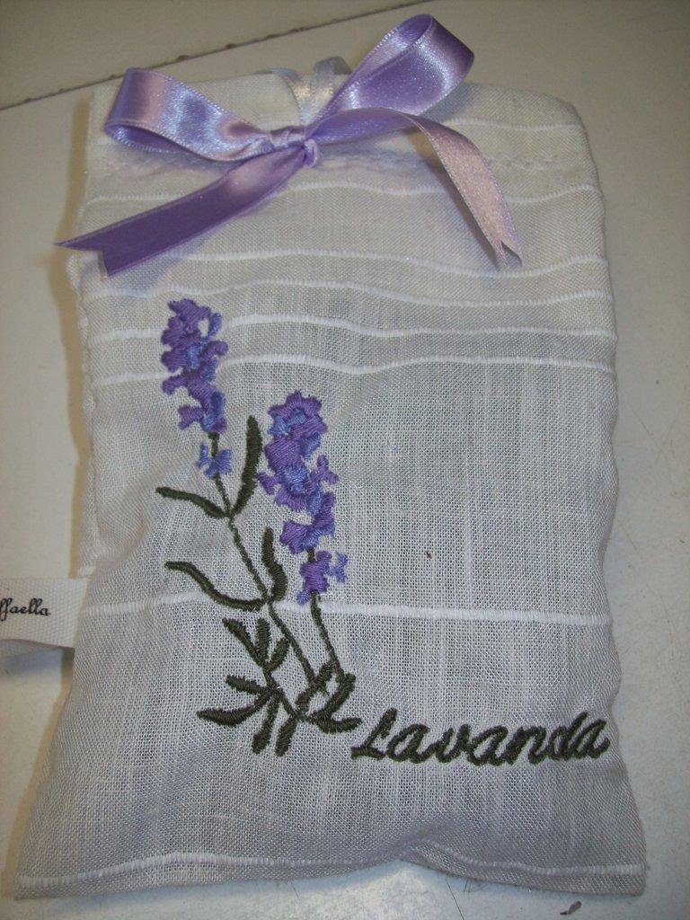 sacchetti con lavanda