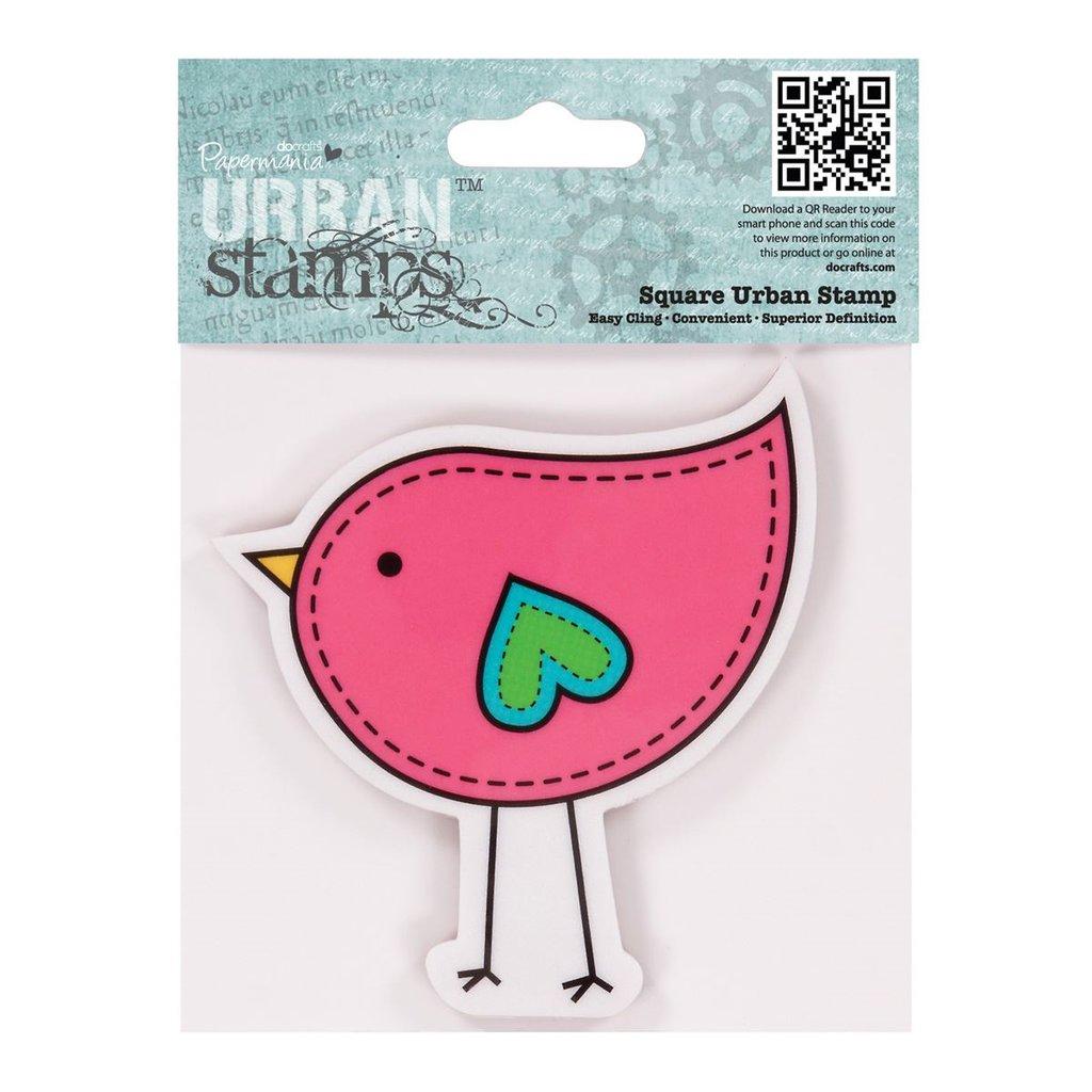 Urban Stamps - Bird