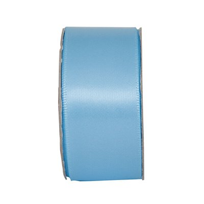 Nastro satinato largo - Soothing Blue