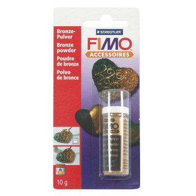 Fimo Metallic polvere bronzo