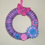 Ghirlanda Decorativa Fuoriporta o da Parete - HappyFlowers^^