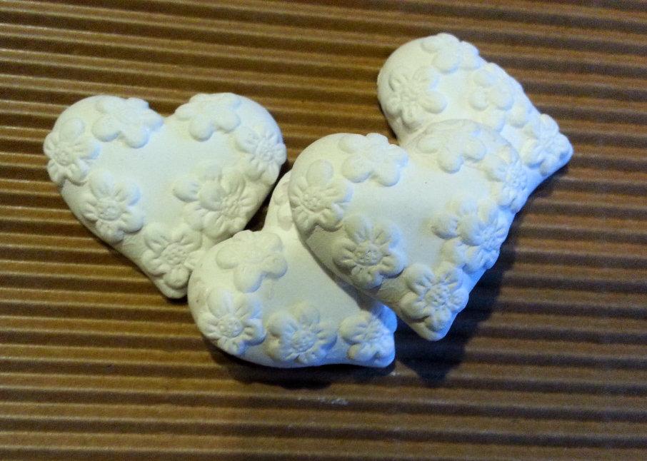 Gessetti cuore , cuoricino,segnaposto, 3x3cm bomboniere, nascita,matrimonio, casa,battesimo ,laurea