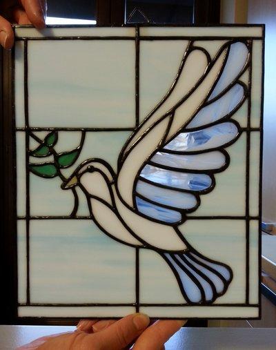 Colomba della Pace 20x26