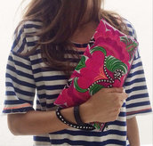 Clutch Colorata Neon Pink