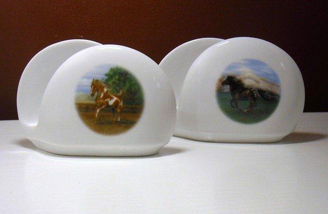 portatovaglioli ceramica