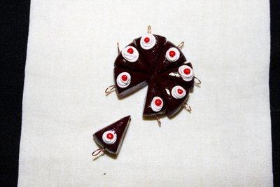 fette di torta