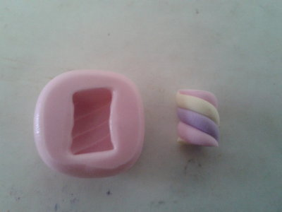 Stampo mini marshmallows