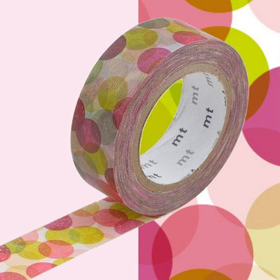 Washi Tape - Spot Wine