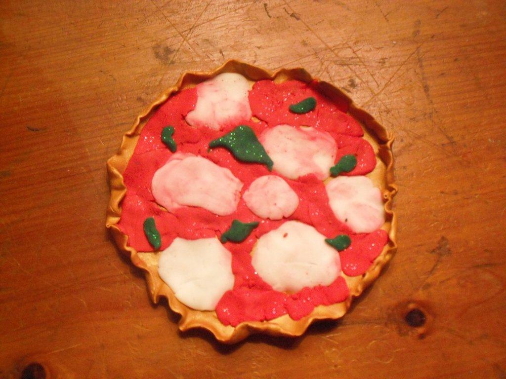 PIZZA SVUOTATASCHE MARGHERITA