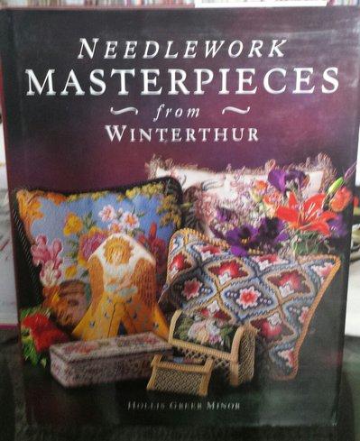 Needlework masterpieces winterthur