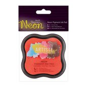 Tampone Neon Pigment Ink - Rosa