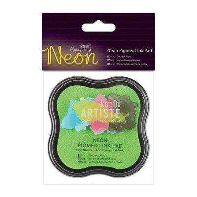 Tampone Neon Pigment Ink - Verde