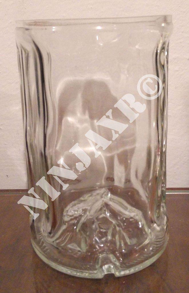 Vaso Bicchiere Pinta Bottiglia FINLANDIA Vodka