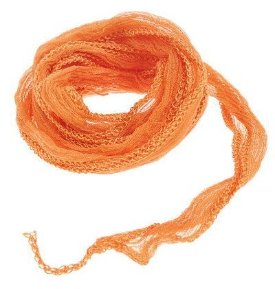 Nastro di seta arancione