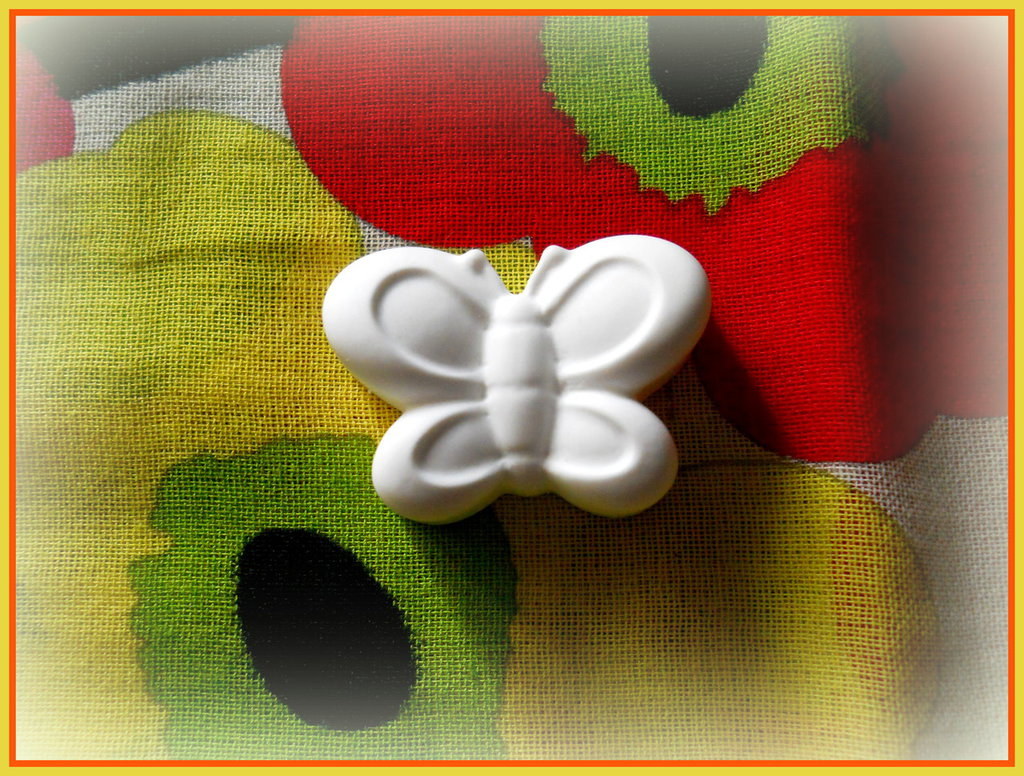 Gesso farfalla profumata