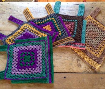 Gilè in lana o cotone