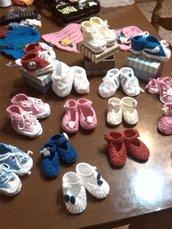 Scarpette per neonati