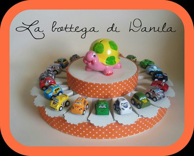 Torta bomboniera Bimbo Compleanno  Nascita