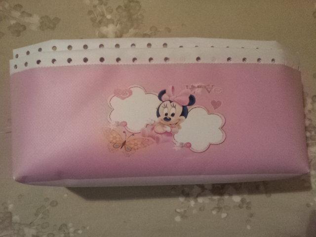 Fondo PVC Minnie Baby