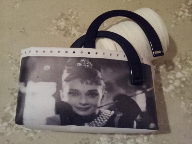 Kit per borse in fettuccia Audrey