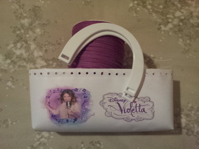 Kit per borse con Violetta